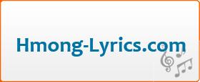 Hmong Lyrics